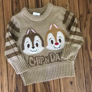 Chip N Dale Sweater